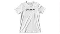 White Fleck T-Shirt