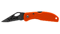 Pocket Knife Orange