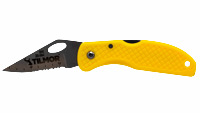Pocket Knife Yellow
