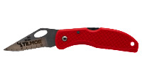 Pocket Knife Red