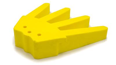 "26"" Yellow Finger Weeder -ACS"