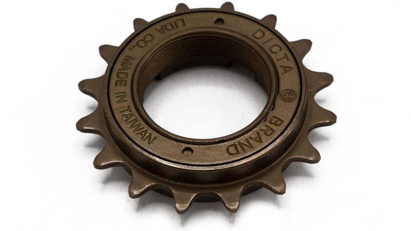 Sprocket, Freewheel 16Tt