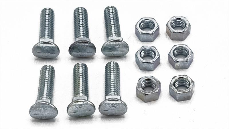 6 bolts