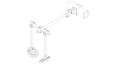large trailing arm kit drawing