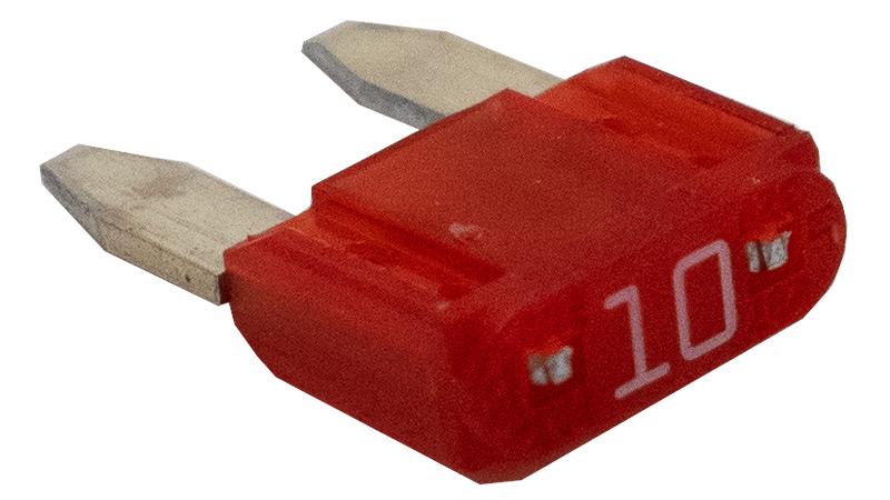 mini red fuse 10 amp