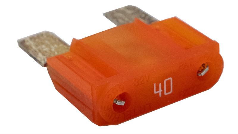 maxi orange fuse