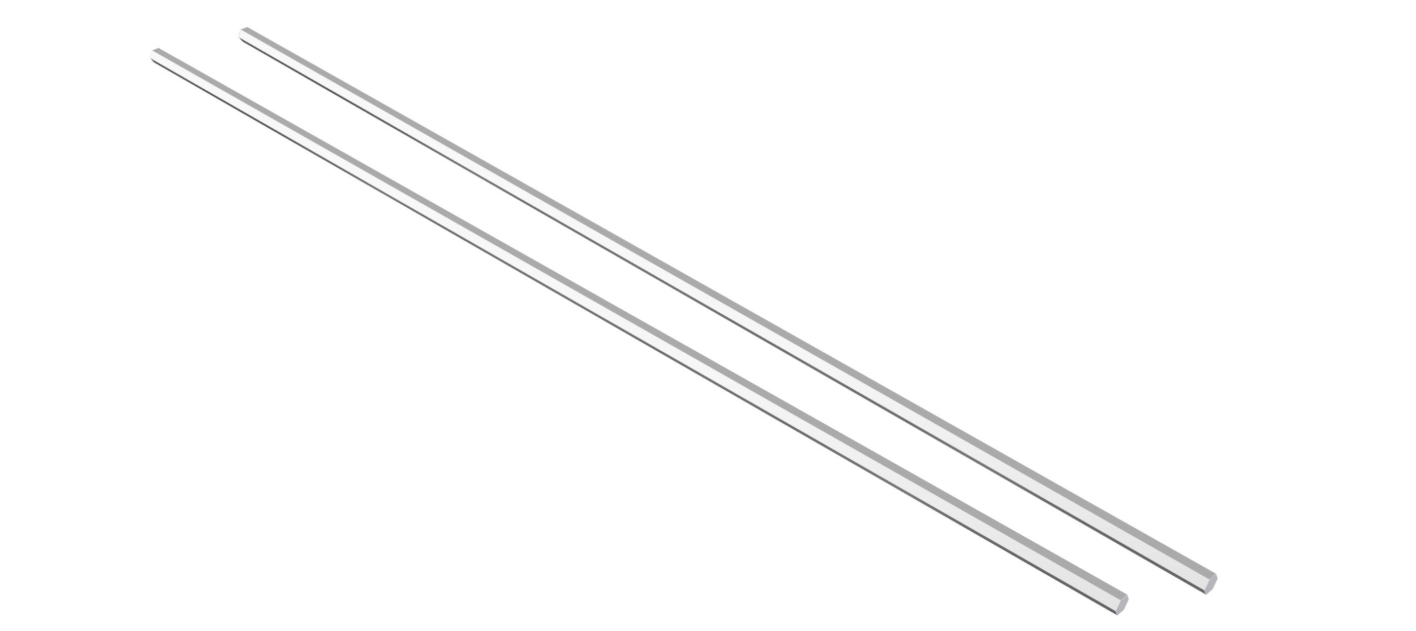 Axle Kit for Tilmor Basket Weeder
