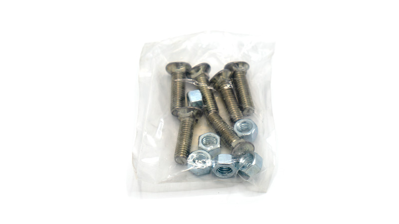 Bolt Pack for S-tine Qty. 6