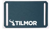 Belt Buckle - Blue- Tilmor Logo