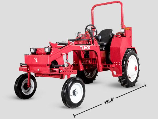 Tilmor Tractor Length
