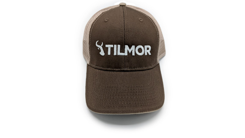 Brown/Khaki Tilmor Hat