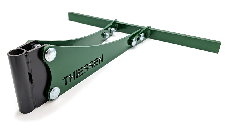 Planet Junior Toolbar 21 inch - Thiessen