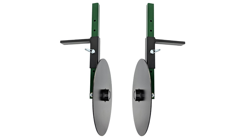 Adjustable Gauge Wheels - Thiessen