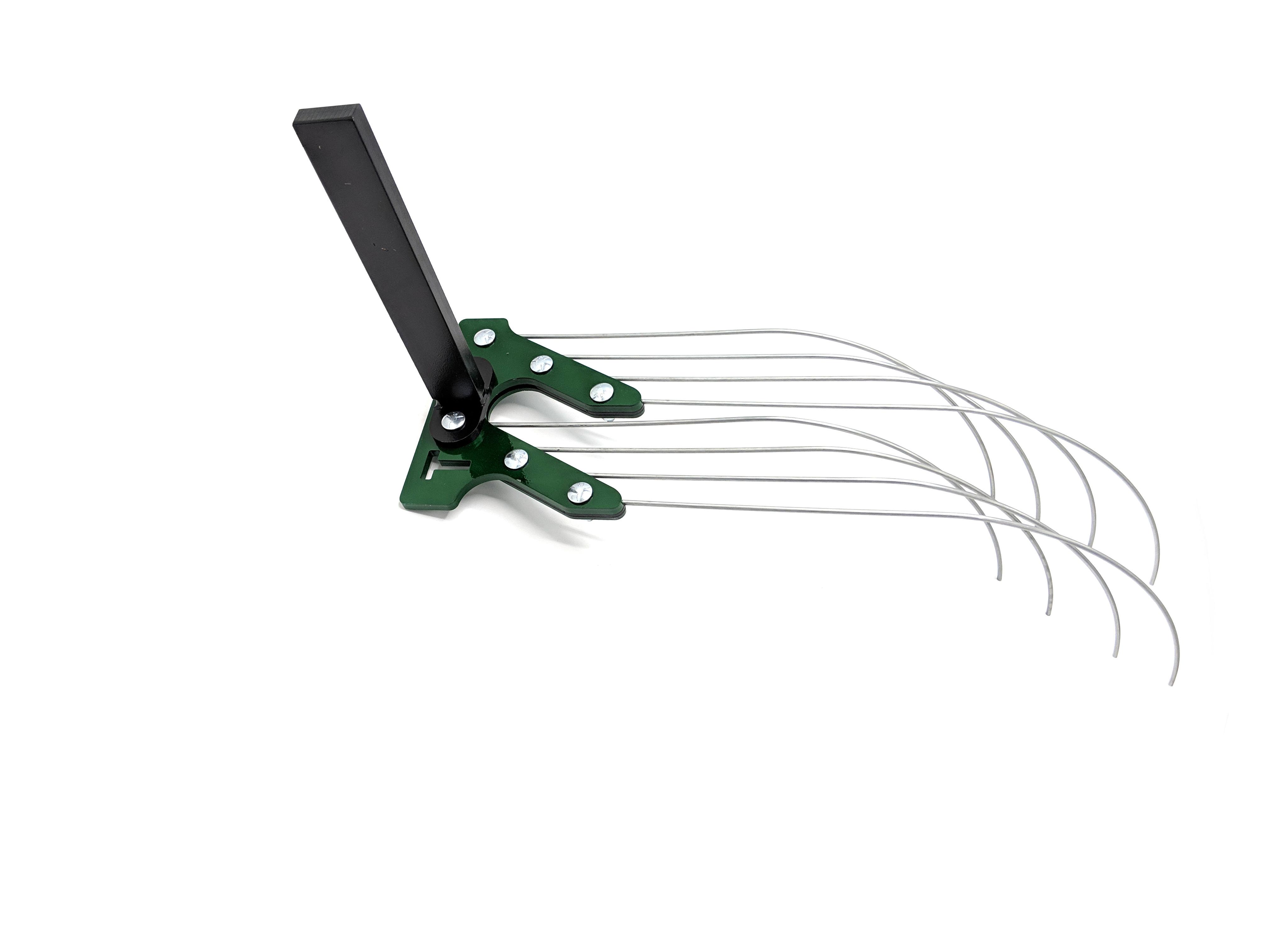 Tine Wire Weeder 6 inch - Thiessen