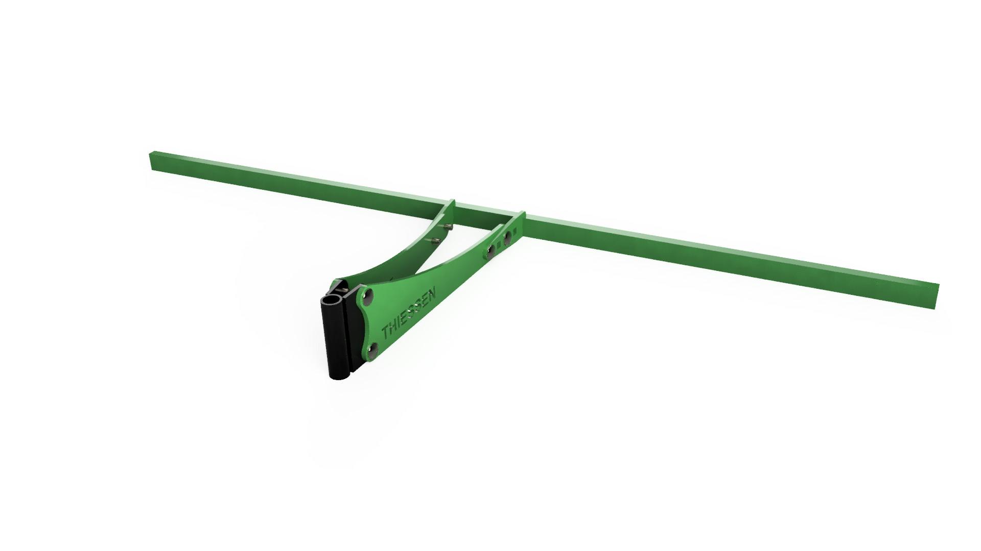 Planet Junior Toolbar 52 inch - Thiessen