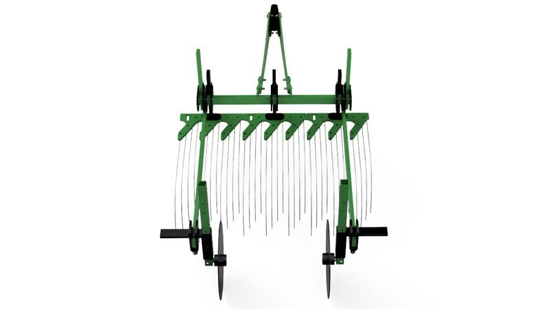 Tine/Wire Weeder - Thiessen
