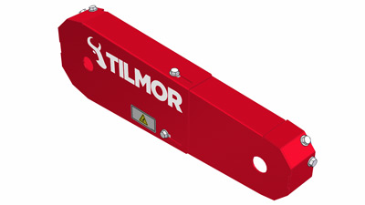 Tilmor Basket Weeder Chain Guard