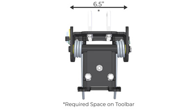 Trailing Arm Toolbar Diagram