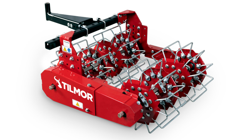 Basket Weeder for Tilmor Power Ox or Planet Jr.