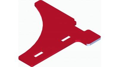 Plate, Debris Removal Arm