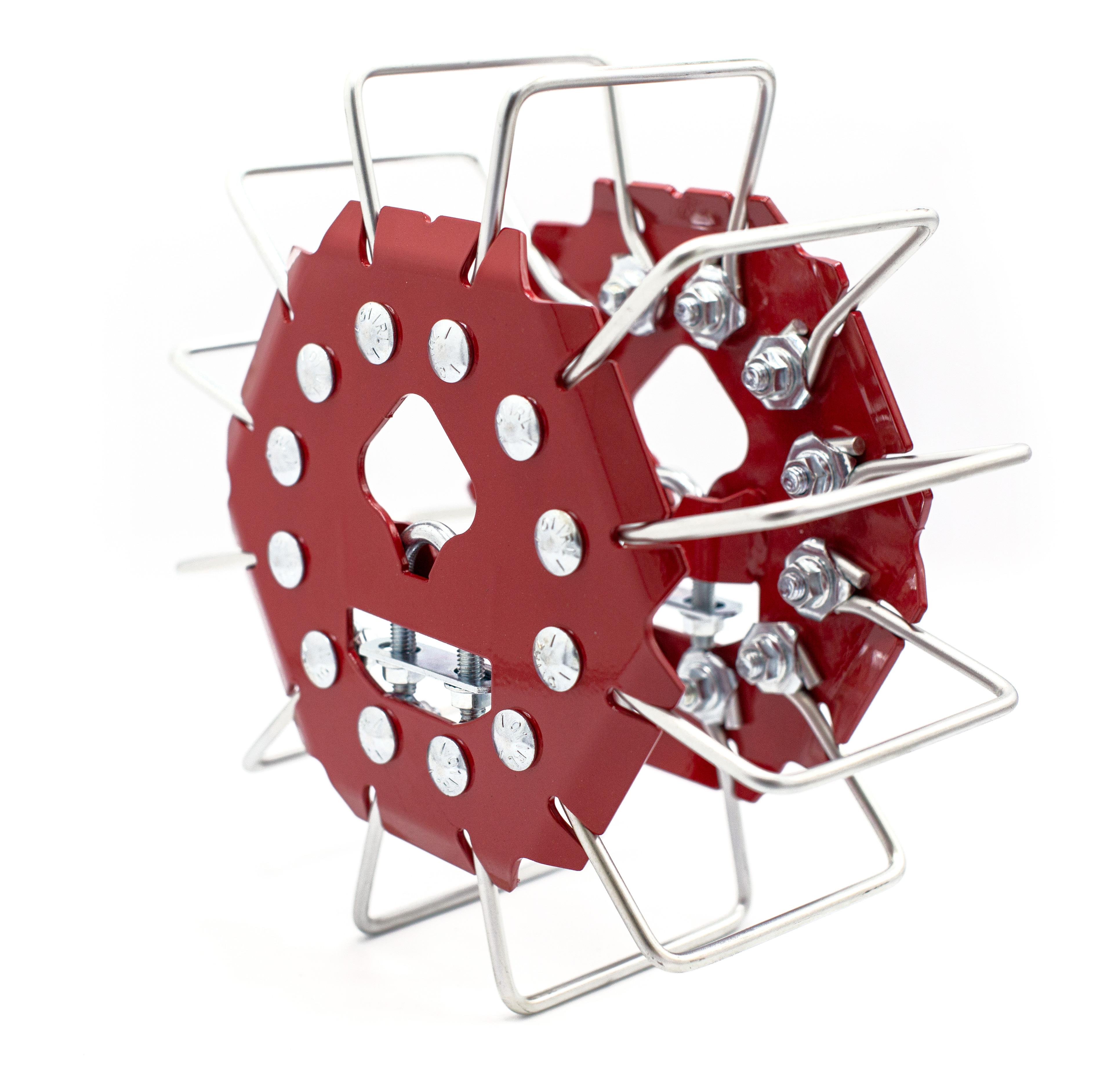 Basket Assembly for Tilmor Basket Weeder