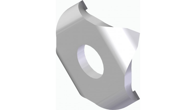 Washer, Formed Square