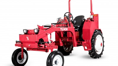 Tilmor Tractor - The Ultimate Row Crop Tractor