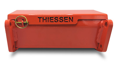 Allis G Extension and Toolbox - Thiessen
