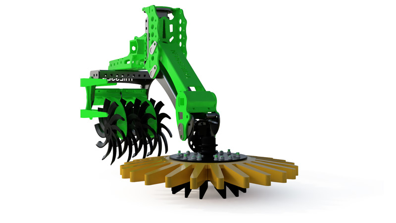 Adaptive Cultivator System