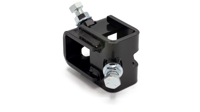 """1.5"""" to 1.5"""" Square Tube Cross Clamp"""