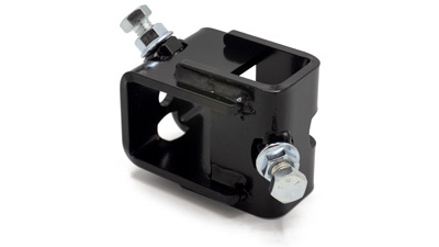 """1.5"""" to 2"""" Square Tube Cross Clamp"""