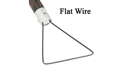 Flat Wire - Two Bad Cats