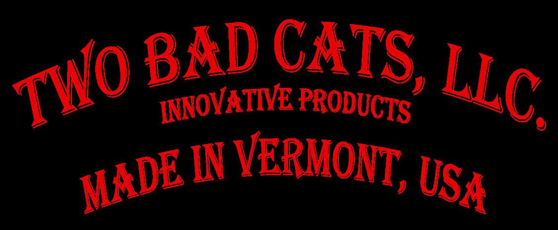 Two Bad Cats Logo