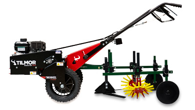 Power Ox with Finger Weeder Package